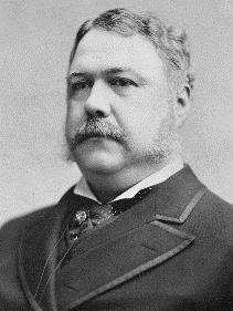 Chester Allen Arthur