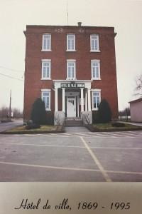 photo hôtel de ville - 1869-1995